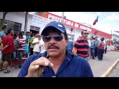 Governador entrega obras e anuncia investimentos em Angelim