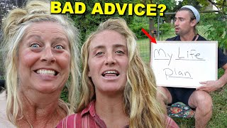 Bret Maverick – My Sister & Mom React To My Life Plans… (I Want To Leave)