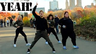Yeah! - Usher   Whitney Thore x The Fitness Marshall   Dance Workout