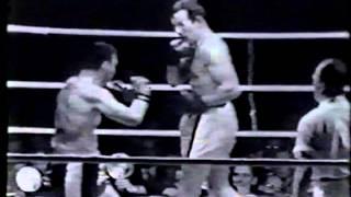 Ingemar Johansson vs Joe Erskine   21/02/1958