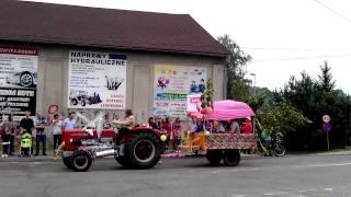 preview picture of video 'Dożynki Świerklany 2012'
