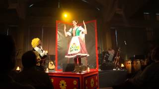 Doll On A Music Box from Chitty Chitty Bang Bang sung by Christina Barnes at Mas Amigos concert