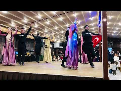 Kale Kafe Kafkans Dans Gösterisi