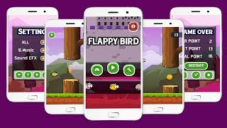 5712Flappy Bird – Full Buildbox Project