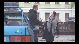 СТИЛЬНЫЙ ВАЗ-2108 / Цепляю девочек в Санкт-Петербурге! АВТО-ПРИГОВОР #4