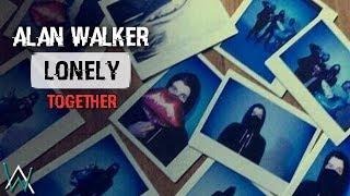 Alan Walker - Lonely Together (Sub. English/Español)