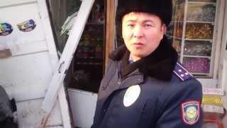 Беспредел полиции Казахстан Степногорск ГАИ ДПС