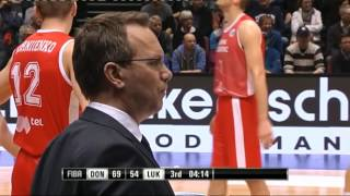 Highlights Donar Lukoil Sofia