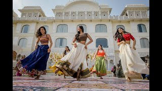 Best Surprise Bridesmaids Dance | Chaudhary | #KhattaMitta Mehendi
