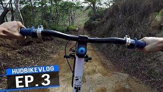 Grau e RL de bicicleta nas ''montanhas'' de ES | HudBikeVlog 3