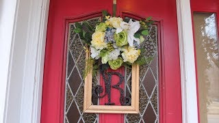 Dollar Tree Spring Wreath Diy Free Video Search Site Findclip