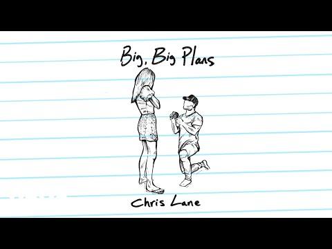 Chris Lane Big Big Plans Audio