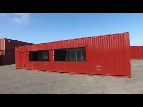 , title : '40ft Modular Container Kitchen - Port Shipping Containers