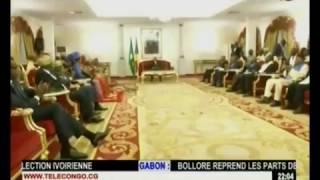 Sassou Nguesso parle du dialogue devant les sages alimentaires