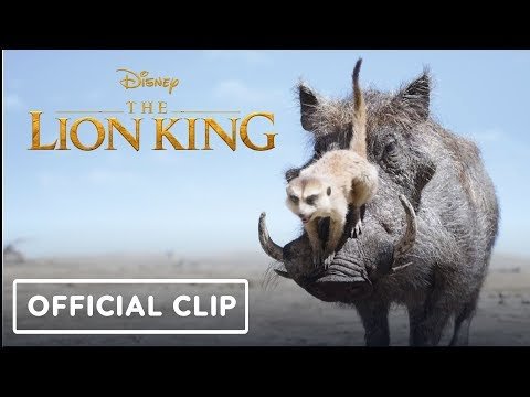 """The Lion King - """"We're Gonna Name Him Fred"""" Clip"""