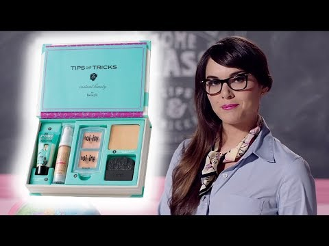 Kicking some Class with Instant Beauty Kits: Benefit Cosmetics UK