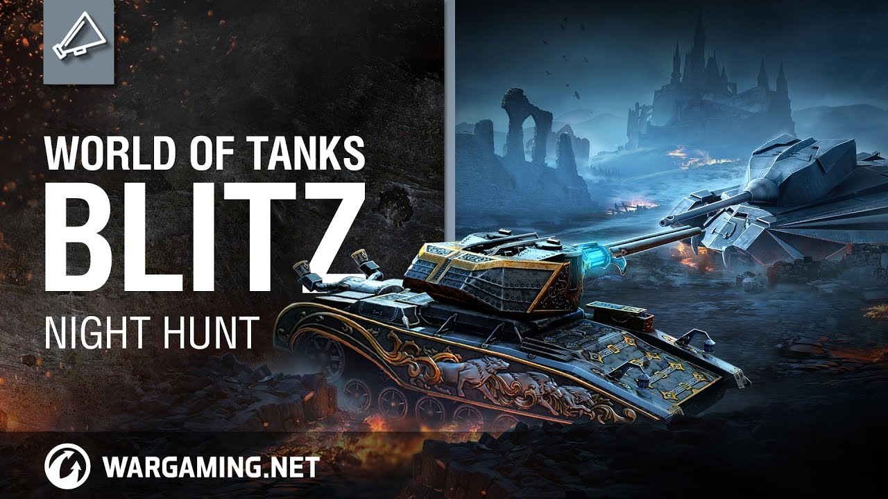 World Of Tanks Blitz Halloween Events Are On Game