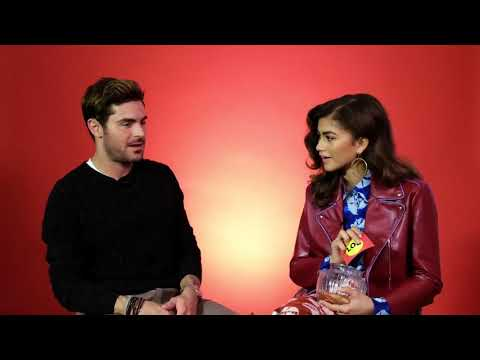 We Got Zac Efron And Zendaya To Interview Each Other | Buzzfeed UK