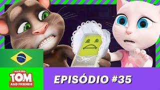 Papai Ben - Talking Tom and Friends (Temporada 1 Episódio 35)