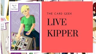 KIPPER LIVE!