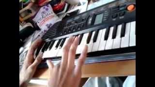Alicia Keys - Unlock yourself jouer par moi au piano (Non pianiste)
