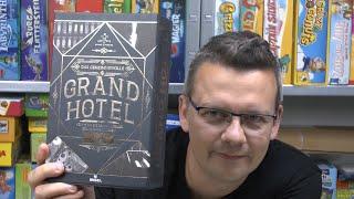 Das geheimnisvolle Grand Hotel (Moses Verlag) - ab 12 Jahre … ob sich der Besuch lohnt?
