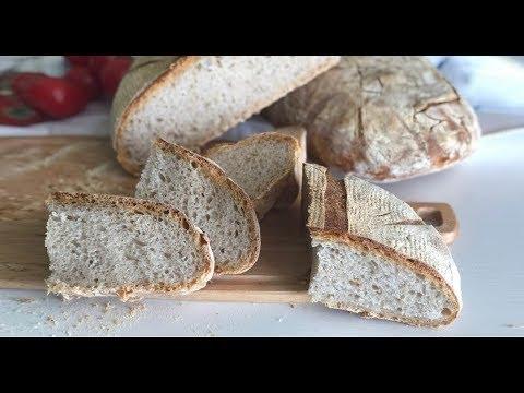 Pane fatto in casa, fragrante, alto, soffice e croccante, trucchi per farlo alla perfezione