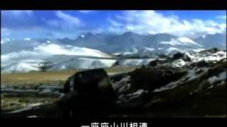 Vitas MV - Tibet Plateau  / 青藏高原 ( 中英文歌詞 )