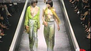 GATTINONI SS 2001 4 of 6 Milan Pret a Porter by Fashion Channel