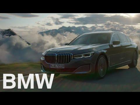BMW 7-Series 2020 chính thức ra mắt: lưới tản nhiệt ngoại cỡ và động cơ V8 mới