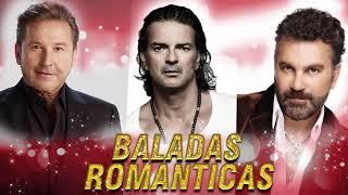 Lo Mejor Grandes Canciones 2019 Mijares, Ricardo Montaner, Ricardo Arjona Exitos Romanticas Mix
