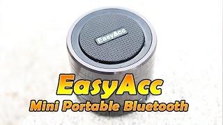 EasyAcc® Mini Portable Bluetooth Lautsprecher   Unboxing + Review   HD 1080p Deutsch