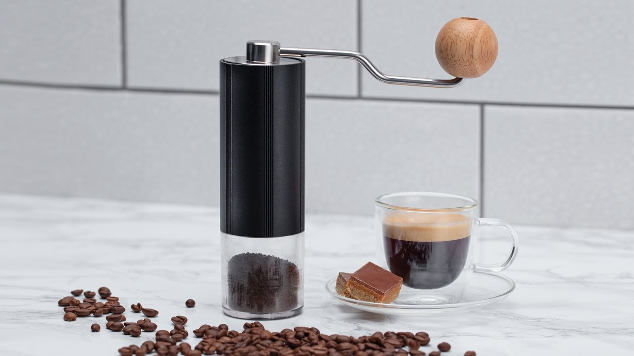 How to Grind Coffee in the Handheld Grinder preview