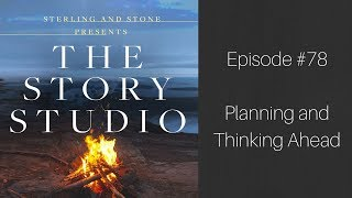 Johnny, Sean, and David talk about planning to write, and writing to plan.