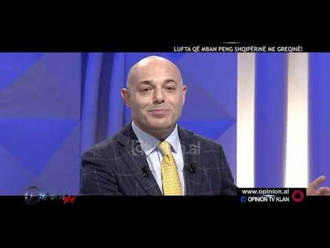Opinion - Lufta qe mban peng Shqiperine me Greqine! (30 janar 2018)