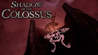 Shadow of the Colossus  HARD MODE [Credits and Ending] HD
