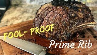 Fool - Proof Prime Rib
