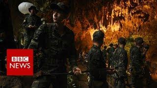 Thailand Cave rescue: Boys won't make World Cup final - BBC News