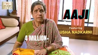 Aaji | The Maid | Indian Short Film starring Usha Nadkarni | 3.5