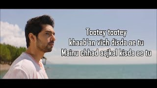 Tootey Khaab (LYRICS) | Armaan Malik | Aditi   - YouTube