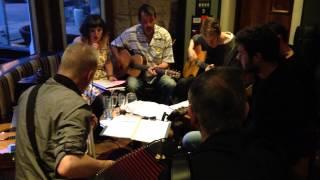 Sous le Ciel de Paris- Midsummer Manouche 2014 - The Hot Club of Glasgow