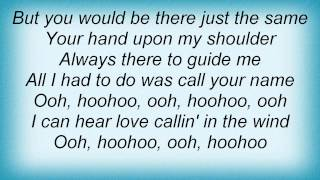 Judds - Calling In The Wind Lyrics