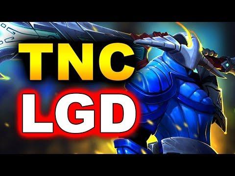 TNC vs LGD - SEA vs CHINA! - TI9 INTERNATIONAL 2019 DOTA 2