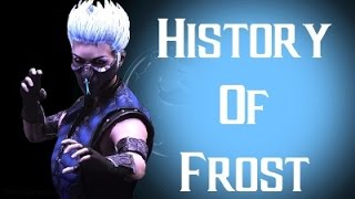 History Of Frost Mortal Kombat X