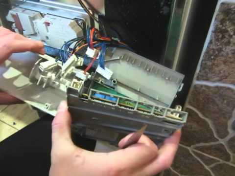 Посудомоечная машина Electrolux ESF 45030 не греет воду ремонт своими руками