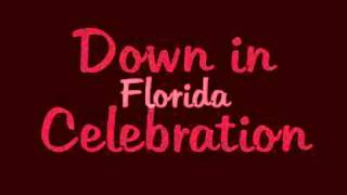 Chumbawamba - Celebration Florida LYRICS ON THE VIDEO