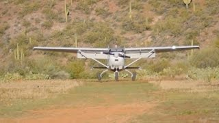 Backcountry Aviation's STOL Tips (Tricycle Gear Airplanes)