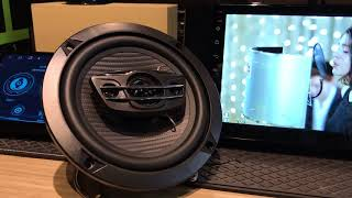"""Blaupunkt BGX 1664 N 6.5"""" Coaxial Speaker Product Review & Sharing"""