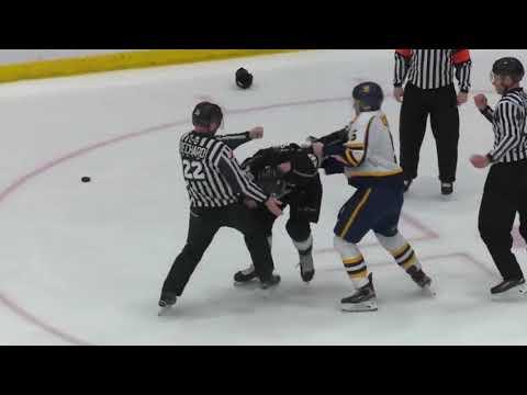 Jordan Lepage vs. Kieran Craig