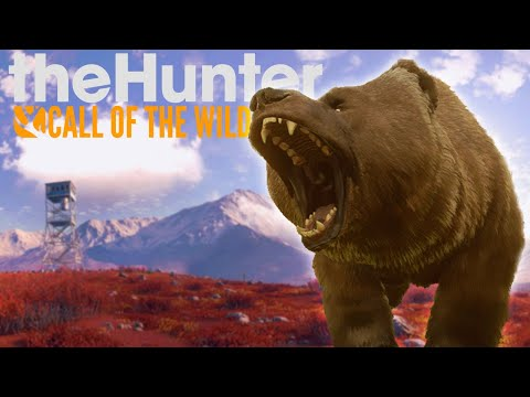 Dangerous Alaskan Hunting - Grizzly Bears, Wolves & Plains Bison - The Hunter Call of the Wild